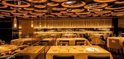 Проектирование освещения для баров и ресторанов