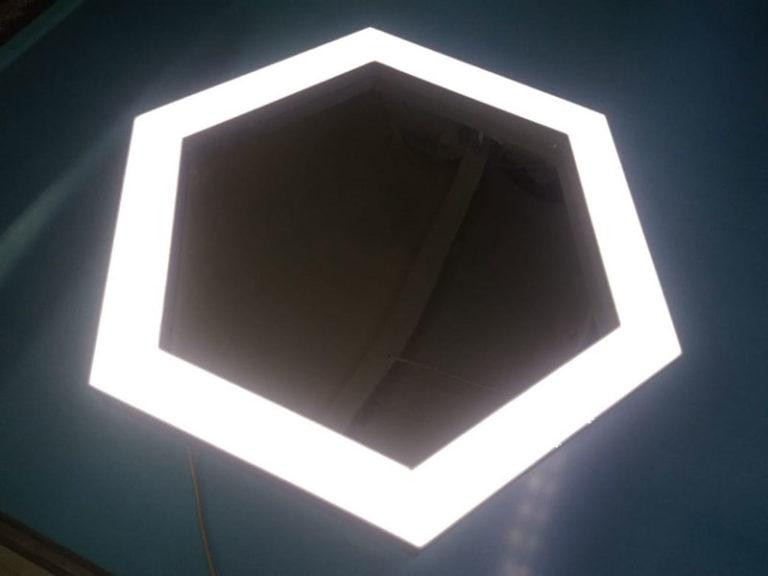 Световые подвесные светильники