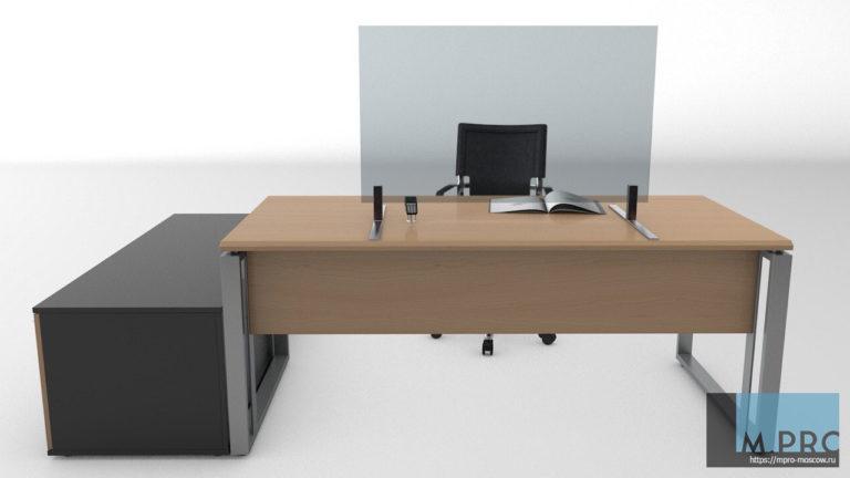 Ограждение одного стола