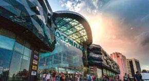 Торговые и развлекательные центры