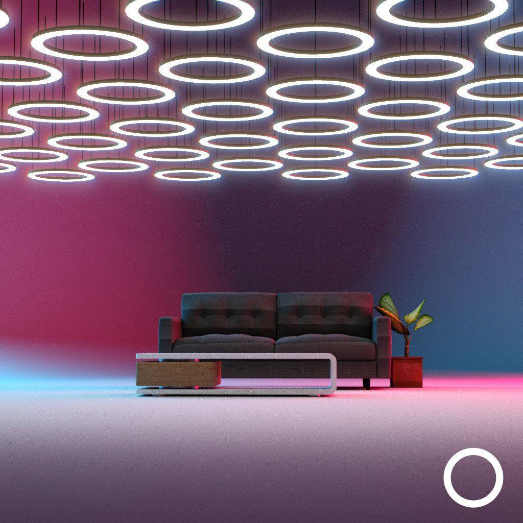 Купить модульный светодиодный светильник